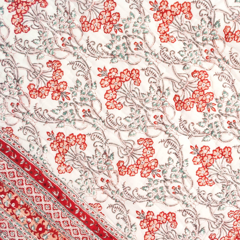 Tara-Textile - indische Decke - Sommerdecke Laya