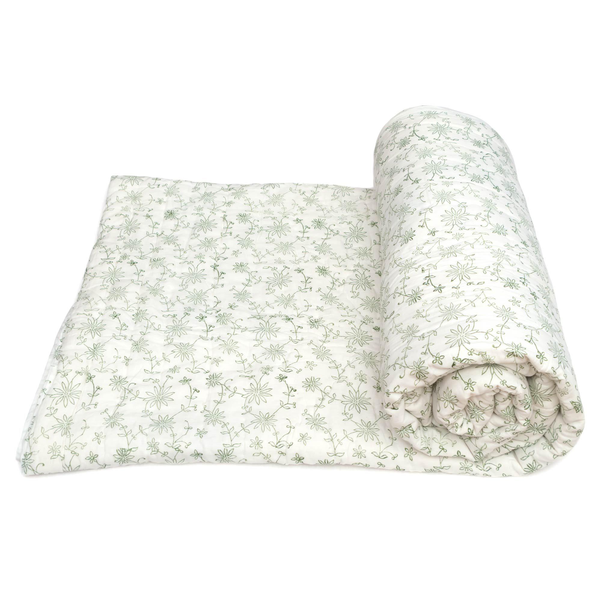 Tara-Textile - indische Decke - Sommerdecke Anoka