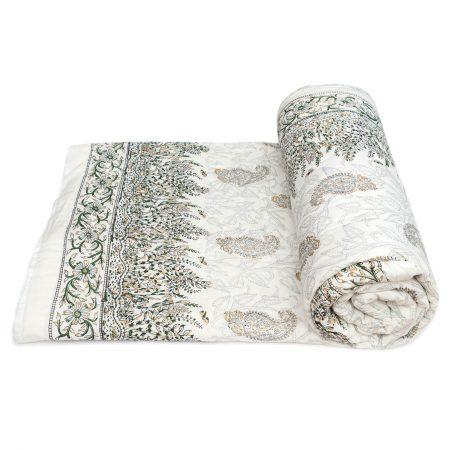 Tara-Textile - indische Decke - Leichte Decke Anoka