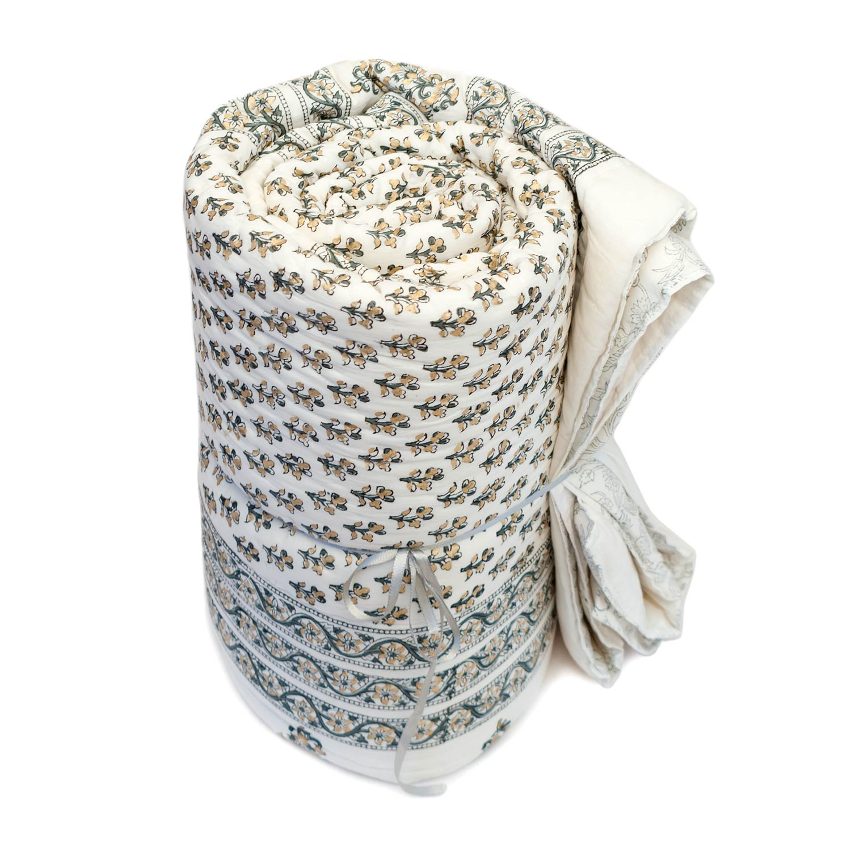 Tara-Textile - indische Decke - Sommerdecke Yasha