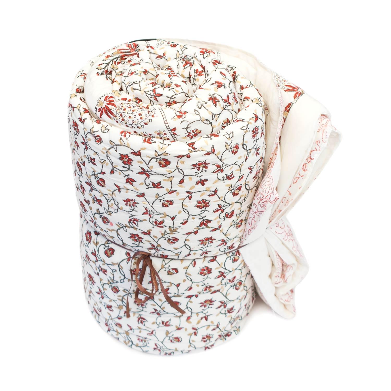 Tara-Textile - indische Decke - Sommerdecke Lalitya
