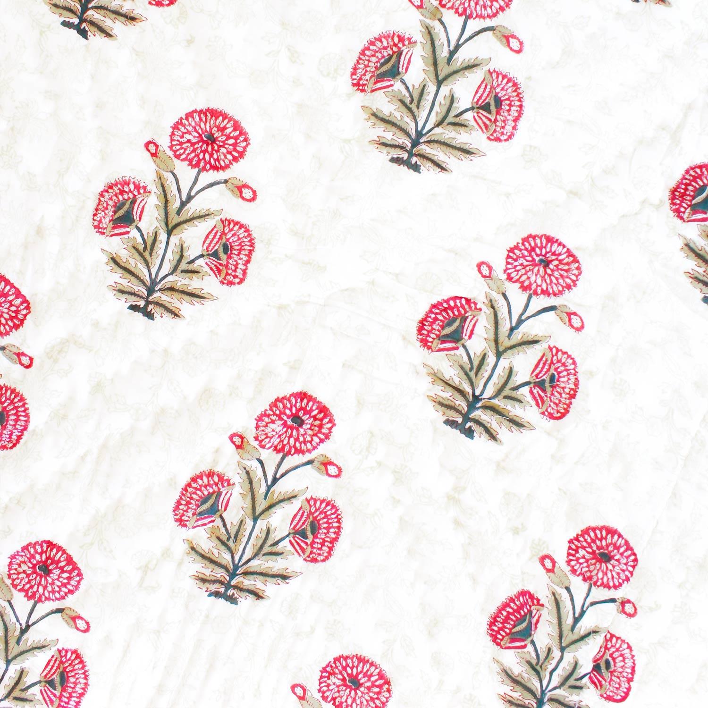 Tara-Textile - indische Decke - Kuscheldecke Jeevan