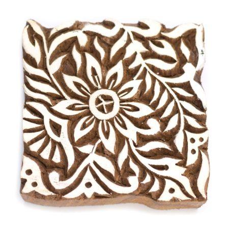 Tara Textile - Holzstempel - Ornament