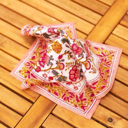 Tara Textile - Stoffserviette Lalasa